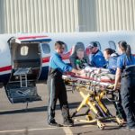 Медицинская авиация: транспортировка пациента педиатрии