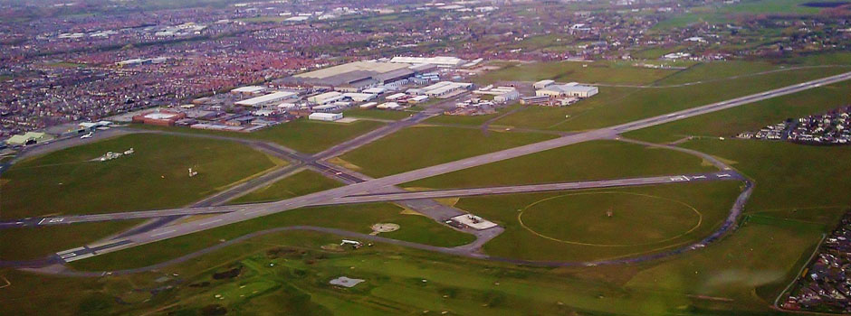New era for Blackpool Airport