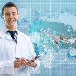 Медицинская авиация в Лондоне