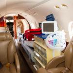 Медицинская эвакуация пациентов с инсультом специальными самолетами
