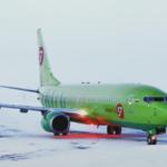 """{:it}VIDEO: S7 Airlines non ha paura della concorrenza con """"Aeroflot"""" e continua a sviluppare il trasporto aereo in regioni"""
