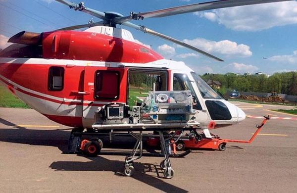"""{:da}""""Ansty"""" udstyret med medicinsk moduler væksthuse"""