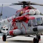 {:tr}ГТЛК aldı helikopter Mi-8АМТ teslimat için Туву