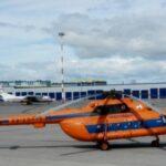 """{:sq}STLC marrë një mjekësor Mi-8MTV-1 për """"Altaj airlines"""" dhe """"Chukotavia"""""""
