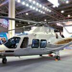 {:be}Leonardo Helicopters падзялілася вопытам санавіацыі