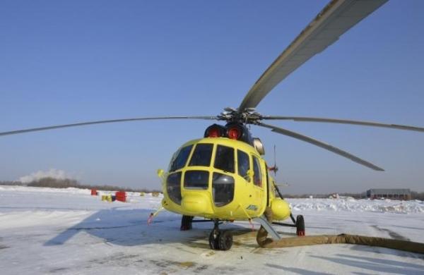 {:sk}V roku 2018 vrtuľník sanaviatsii Ruska urobil viac ako 6,700 sorties