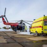"""{:de}Die Firma """"Utair — Hubschrauber-Dienstleistungen"""" zertifiziert für die Sicherstellung der medizinischen Versorgung"""