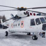 {:bg}Камчатское авиокомпания ще започне работа здравно Ми-8МТВ
