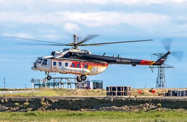 {:ro}Вертолетчики caută forța de ridicare