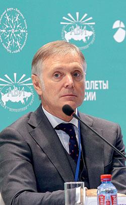 """{:fr}""""L'ouverture de l'espace aérien peut devenir un facteur contribuant à augmenter le nombre de SUN de la production russe"""""""