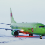 """{:el}ΒΊΝΤΕΟ: S7 Airlines δεν φοβάται τον ανταγωνισμό με το """"Аэрофлотом"""" και συνεχίζει την ανάπτυξη των αεροπορικών εμπορευματικών μεταφορών στις περιφέρειες"""