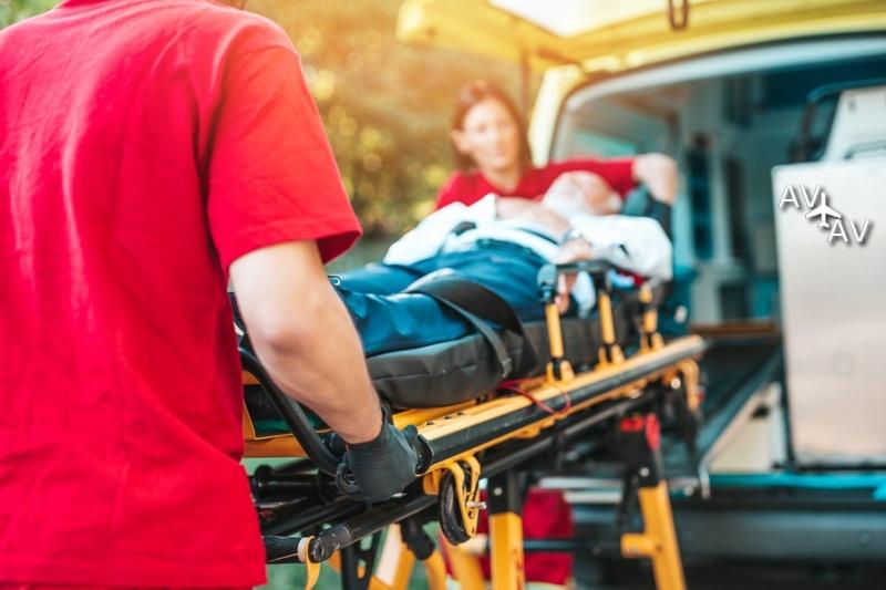 Про що потрібно подумати перед репатріацією на наземній машині швидкої допомоги?