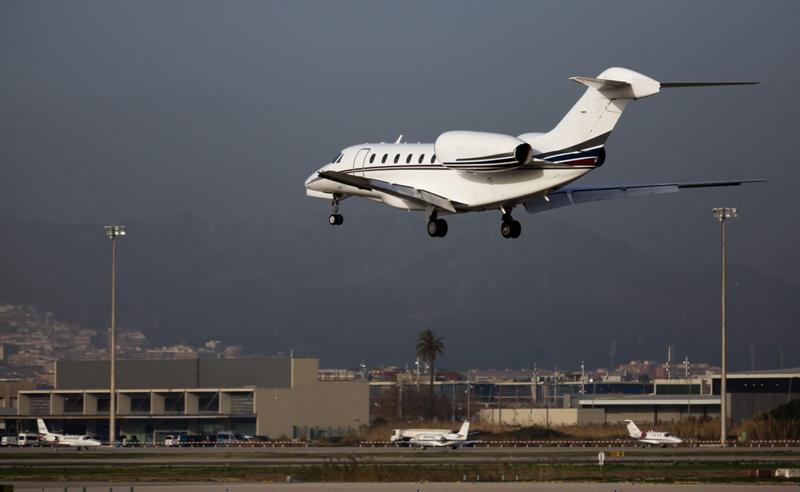 Як обладнаний приватний літак для медичної евакуації?